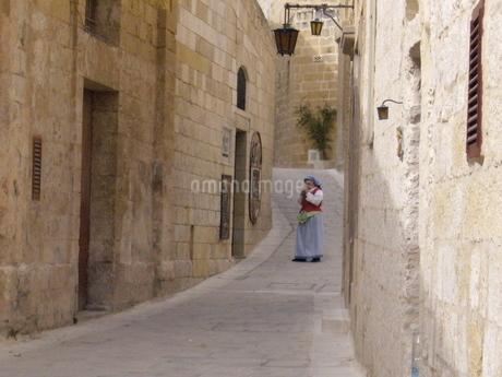 マルタの女性の写真素材 [FYI03394794]