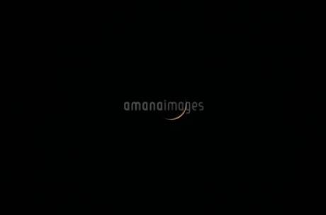 三日月 / Crescent Moonの写真素材 [FYI03394910]