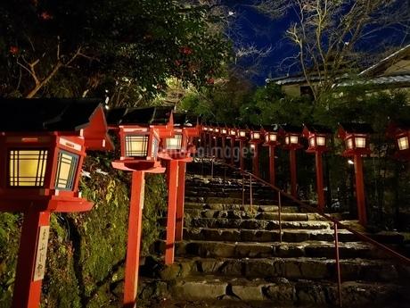 貴船神社の写真素材 [FYI03394954]