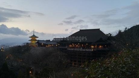 清水寺の写真素材 [FYI03395061]