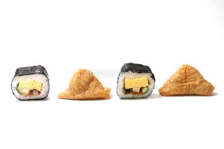 助六寿司の写真素材 [FYI03395380]