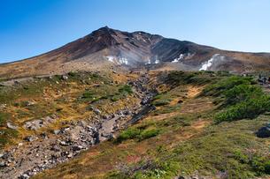 旭岳の写真素材 [FYI03395446]
