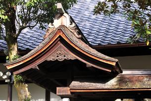虎渓山永保寺の写真素材 [FYI03395711]