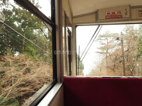 車窓からの写真素材 [FYI03395751]