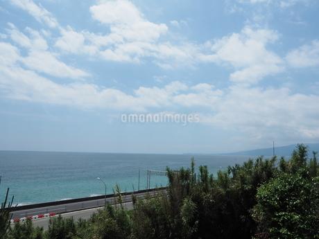 海岸線の写真素材 [FYI03395761]