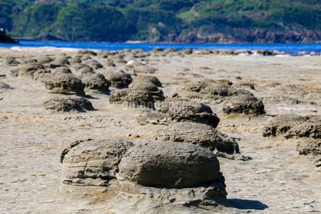 石見畳ケ浦の写真素材 [FYI03395883]