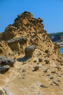石見畳ケ浦の写真素材 [FYI03395888]