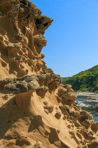 石見畳ケ浦の写真素材 [FYI03395889]