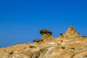 石見畳ケ浦の写真素材 [FYI03395894]