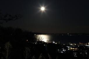 月夜の写真素材 [FYI03396216]