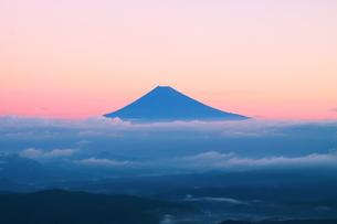 富士山の写真素材 [FYI03396251]