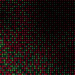 緑色 赤 ラメ 背景のイラスト素材 [FYI03396552]