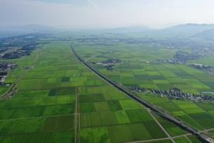 新潟県の田園風景の写真素材 [FYI03396841]