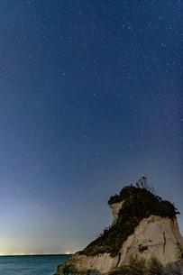 満天の星空の写真素材 [FYI03396925]