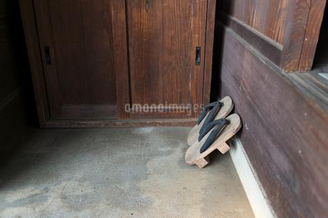 日本の玄関の写真素材 [FYI03397336]