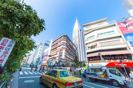 東京の風景の写真素材 [FYI03397370]