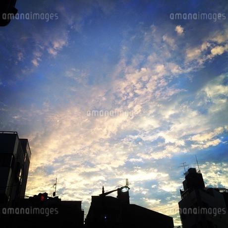 空の写真素材 [FYI03397678]
