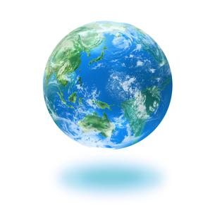 地球の写真素材 [FYI03397684]