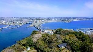 江ノ島展望台の写真素材 [FYI03397993]