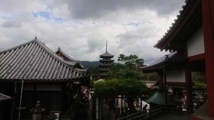 いにしえの風景の写真素材 [FYI03398100]