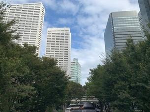 大都会の風景の写真素材 [FYI03398106]