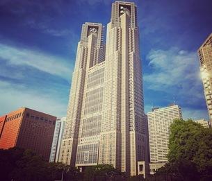 大都会の風景の写真素材 [FYI03398110]