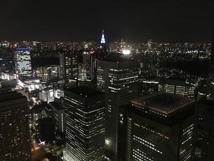 美しい夜景の写真素材 [FYI03398117]