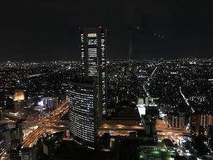 美しい夜景の写真素材 [FYI03398141]
