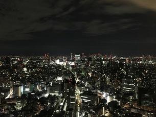 美しい夜景の写真素材 [FYI03398169]