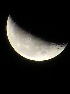 月の写真素材 [FYI03398284]