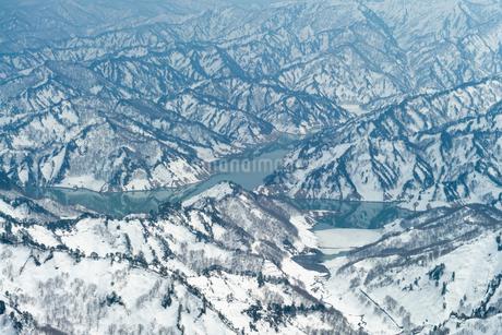 守門岳   mt.sumondake backcountry  japanの写真素材 [FYI03398488]
