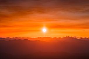 富士山新五合目からの眺め 日本 静岡県 富士宮市の写真素材 [FYI03398535]