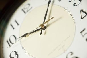 時計の文字盤の写真素材 [FYI03398573]
