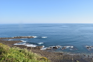 海岸の写真素材 [FYI03399231]