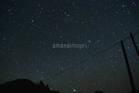 星空の写真素材 [FYI03399241]