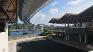 ハイヤ大橋の写真素材 [FYI03399487]