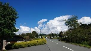 青空の写真素材 [FYI03399488]