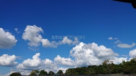 青空の写真素材 [FYI03399489]