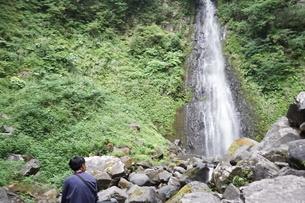 滝の写真素材 [FYI03399534]