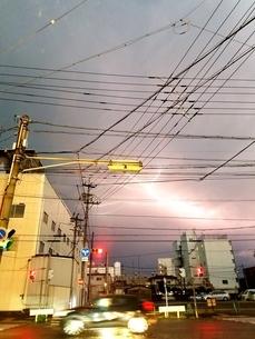 雷の写真素材 [FYI03399662]