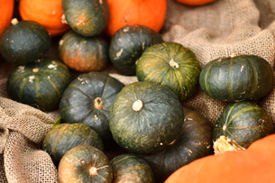 ハロウィンのかぼちゃの写真素材 [FYI03399775]