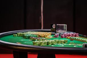 カジノのイメージの写真素材 [FYI03399784]