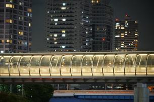 横浜・みなとみらいのマンション群の写真素材 [FYI03399860]