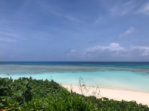波照間島 ビーチの写真素材 [FYI03400219]
