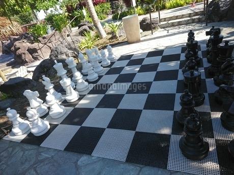 大きなチェスの写真素材 [FYI03400635]