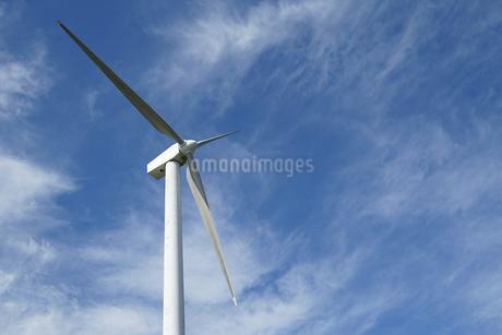 風力発電の写真素材 [FYI03400820]