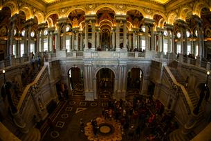 アメリカ合衆国議会議事堂(United States Capitol)の写真素材 [FYI03401072]