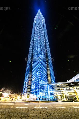 福岡タワーの写真素材 [FYI03401234]