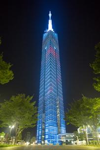 福岡タワーの写真素材 [FYI03401236]