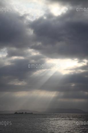 斜光の写真素材 [FYI03401567]